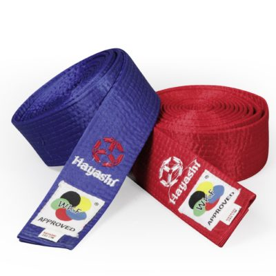 wkf Approved Karate Belts