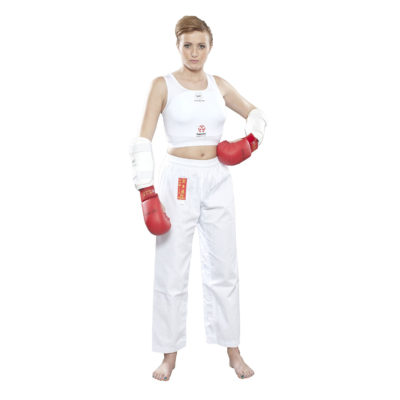 female Chest protector - WKF Approved