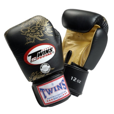 Twins Fancy Leather Boxing Gloves