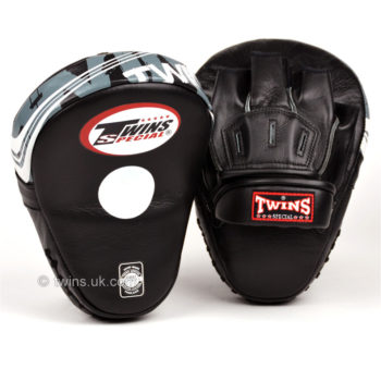 Twins Leather Focus Mitts
