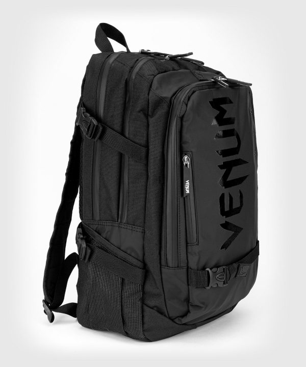 Front side view of Challenger pro evo backpack